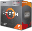 Ryzen 3 3200G 3.6GHz 65W 4C/4T AM4 APU with Radeon Vega 8 Graphics