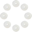 AP-1003W-C Clear Anti-Vibration Silicone Washers (pack of 8)