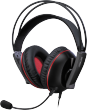 Cerberus Black Wired Headset for PCs and Smart Devices
