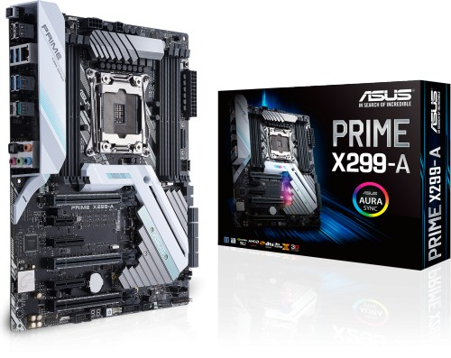 ASUS PRIME X299 A Motherboard