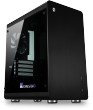 RM3 Zone Black Window Micro-ATX Aluminium Case