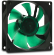Deep Silence 80mm Ultra-Quiet PC Fan, 1200 RPM