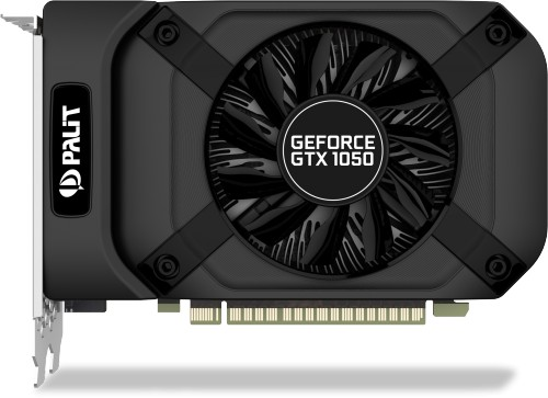 None Ti version of the Palit GTX 1050