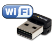 StarTech USB 150Mbps Mini Wireless N Wi-Fi Network Adapter - 802.11b/g/n