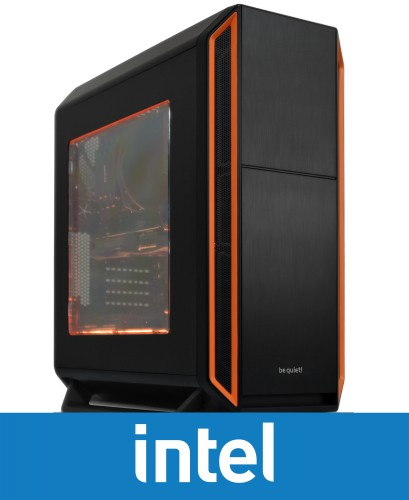The Quiet PC be quiet A800 Desktop