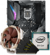 Quiet PC Intel 10th Gen CPU and ATX Motherboard Bundle
