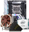 Quiet PC Intel X-series CPU and ATX Motherboard Bundle
